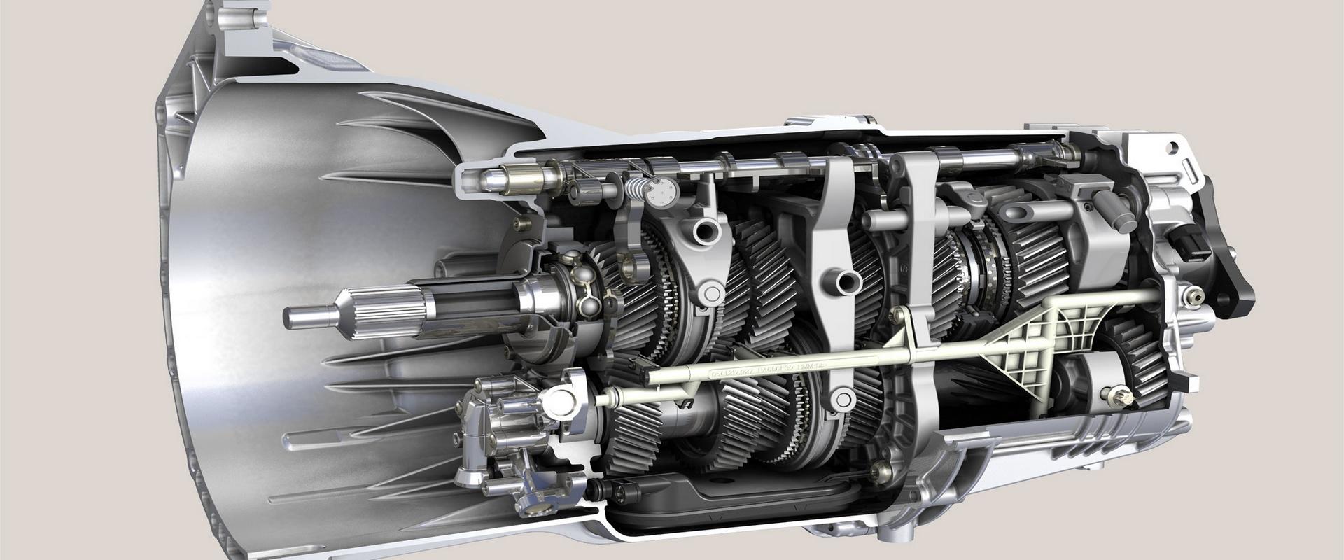 Резервни части за автоматични скоростни кутии