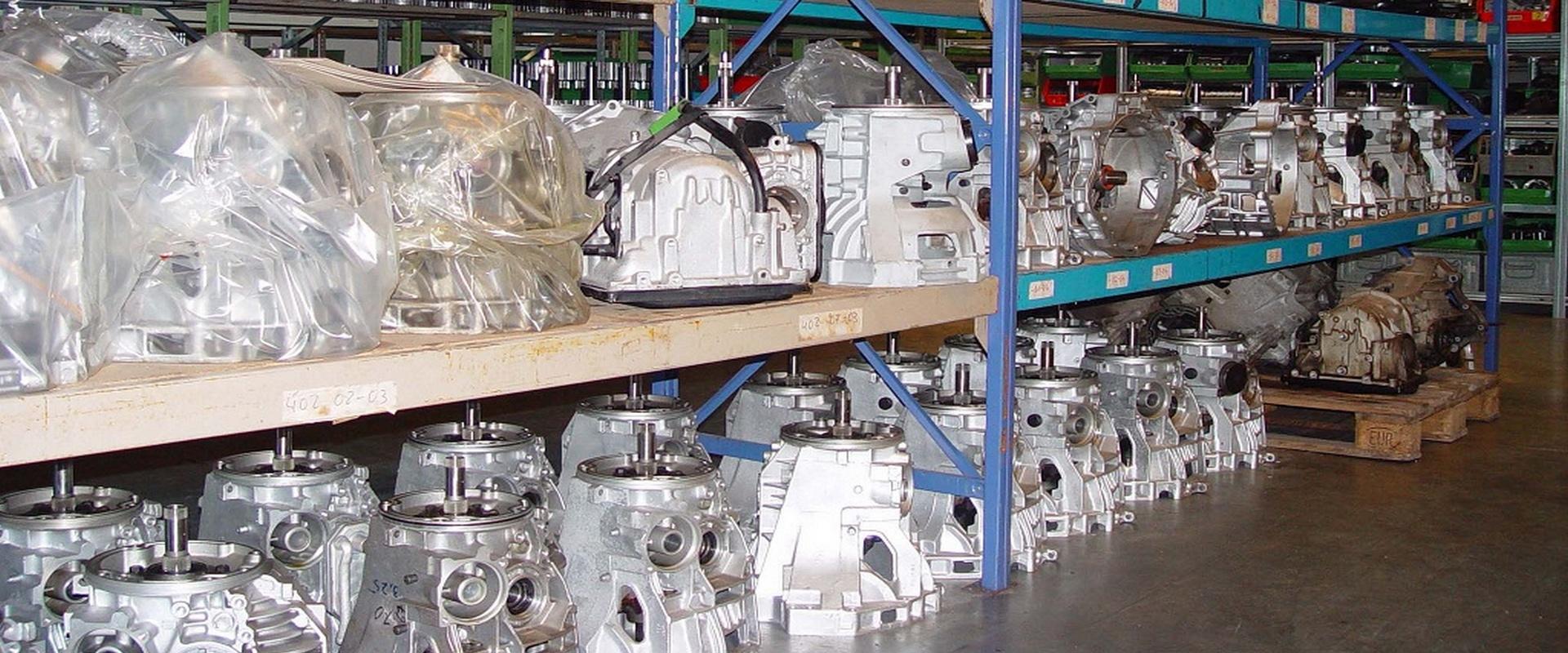 Автоматични скоростни кутии-директен внос от Германия